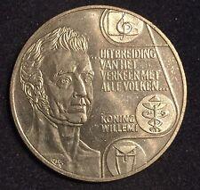 2,5 ECU 1992 Niederlande König Wilhelm I