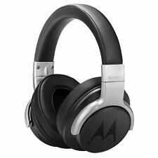 Motorola Escape 500 Wireless Bluetooth ANC Headphones Black