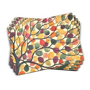 Pimpernel Placemats, Dancing Branches, Set of 4 (2010648807)