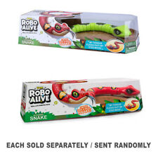 High Quality Robo Alive Robotic Snake Functioning Robot Pets (1pc Random Style)