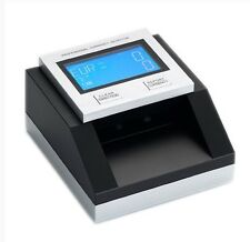 Detector billetes falsos Euro, Dolar, Libras y SEK cuenta y suma billetes