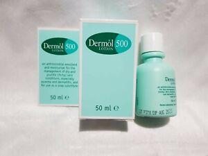 Dermol 500 lotion, 50ml