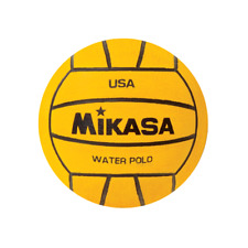 "Mikasa W500 Training Mini Water Polo Ball Size 1/2 USA Approved 5"" Yellow"