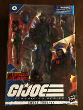 GI Joe Classified Series Cobra Trooper Cobra Island Target Exclusive
