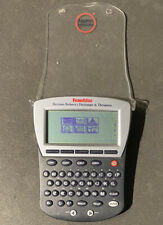 Franklin Mwd-1470 Electronic Merriam Webster Dictionary & Thesaurus