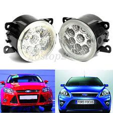 9LED Round Daytime Driving Running Light DRL 2x Car Fog Lights For  Ford Ranger