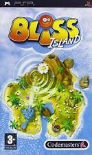 Bliss Island Sony PSP IT IMPORT CODEMASTERS