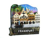 Frankfurt Römer Poly Fridge Magnet  Souvenir Germany Deutschland
