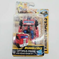 Transformers Bumblebee Movie Optimus Prime Energon Ignitors Speed Series *NIB