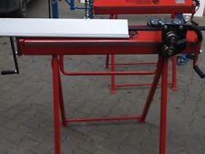Biegemaschine Kantbank 1m mit Wulstmaschine Abkantbank NEU 3in1 Abkantmaschine