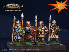 Baueda - Norse Irish noble warriors (8) - 15mm