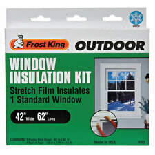 FROST KING V93A Window Kit,Outdoor,42 x 62 In