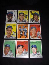 i1994/1954 Topps  GOLD Archives Set -256 Cards