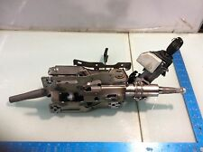 08-12 HONDA ACCORD STEERING COLUMN FLEX SHAFT RACK W/ IGNITION UNIT KEY OEM J