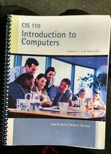CIS 110 Introduction to Computers. Volume 1 -Lab Materials