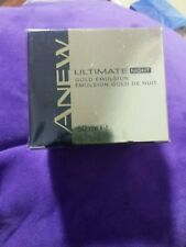 Avon Anew Ultimate Night Gold Emulsion 50ml brand new sealed