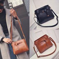 Fashion Women Leather Shoulder Bag Messenger Hobo Satchel Tote Purse Handbag NEW