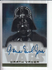 2004 TOPPS STAR WARS JAMES EARL JONES as DARTH VADER AUTOGRAPH AUTO