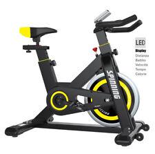 FP-TECH FP-SB-L001 Bicicleta Estática - Negra