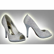 Unbranded Stiletto Bridal or Wedding Shoes for Women