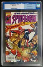 Amazing Spider-Man v2 #4 (445) Marvel Comics CGC 9.8 Fantastic Four App