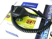MOTOROLA GP320 GP340 RADIO WALKIE TALKIE PROFESSIONAL LAPEL MIC MDPMMN4027A