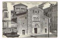 Vintage Postcard Italy 1910 ca. MILANO MILAN CHIESA SAN BABILA LOMBARDIA