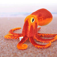 Octopus Plush Toy Pillows Seat Cushion Backrest stuffed for children gift 30CM^