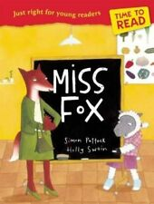 Tiempo para leer: Miss Fox por Simon Puttock (de Bolsillo, 2014)