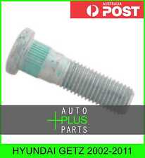 Fits HYUNDAI GETZ 2002-2011 - Wheel Hub Stud Lug