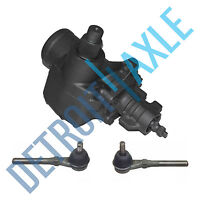 Power Steering Gear Box Outer Tie Rod for 1997-1998 Ford Expedition Navigator