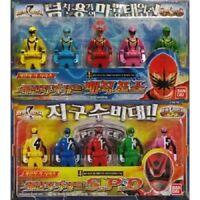 [Bandai Power Rangers] Magic ForceKey Set Figures Children Toy_V