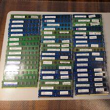 New listing Lot 50. Memory Desktop 4Gb Pc3-12800U (50 × 4=200Gb.Ram) Tested.
