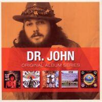 """DR. JOHN """"ORIGINAL ALBUM SERIES"""" 5 CD NEW!"""