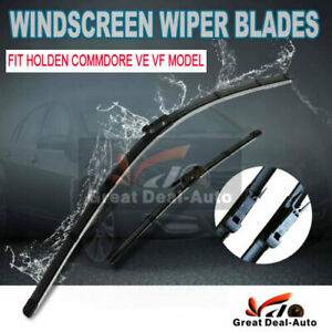 Windscreen Wiper Blades Fit Holden Commodore VE VF Berlina Calais 2006 - 2017