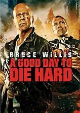 Good Day to Die Hard 0024543832737 With Bruce Willis DVD Region 1