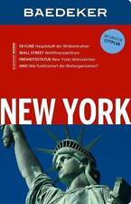 New York Baedeker Reiseführer Top-Zustand Auflage 2017