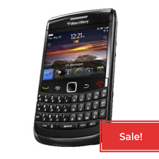 BlackBerry Bold 9780 - Black (QWERTY Keyboard) Unlocked Smartphone