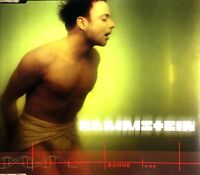 CD MAXI SINGLE 5 TITRES RAMMSTEIN SONNE RARE COLLECTOR COMME NEUF 2001