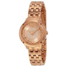 BRAND NEW ARMANI EXCHANGE AX5416 ACTIVE ROSE GOLD GLITZ DIAL WOMEN'S WATCH