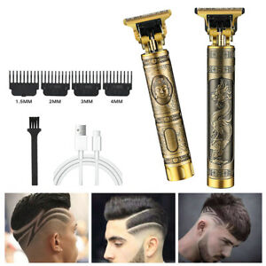 Professional Electric Hair Clippers Shaver Mens Trimmers Machine Cordless Beard