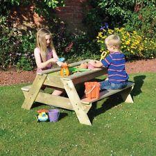 Kingfisher Wooden Garden & Patio Furniture Sets