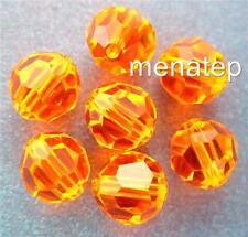 3 6 mm Swarovski 5000 Crystal Rounds: Sun