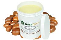 1250ml pure kaltgepresste Sheabutter, wild&organic, unraffiniert PremiumQualität