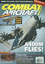 COMBAT AIRCRAFT V11 N2 RQ-170 / C-130 / CVN-68 / LIBYA MIG-23 / No.IV(AC) HARRIE