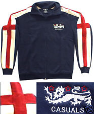 JACKET FULL ZIP CASUALS  SIZE M (ULTRAS,HOOLIGANS)