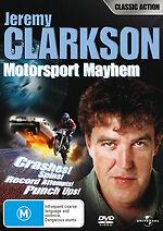 Jeremy Clarkson Motorsport Mayhem New DVD R4 Sealed