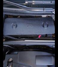 Cache Batterie Noir Plastique ( Audi A4 S4 Rs4 B7 B6 ) Quattro