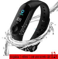 Bracciale impermeabile da polso con tecnologia Bluetooth Smart Watch LOT