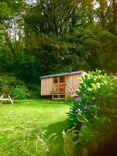 Shepherds Hut 2 Night short breaks- 2 people-£116 -  Indoor toilet & shower